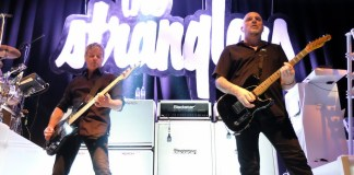 The Stranglers at the Ironworks 4/3/2016