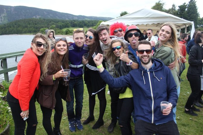 OutDores Folk at the Fest 2/7/2016