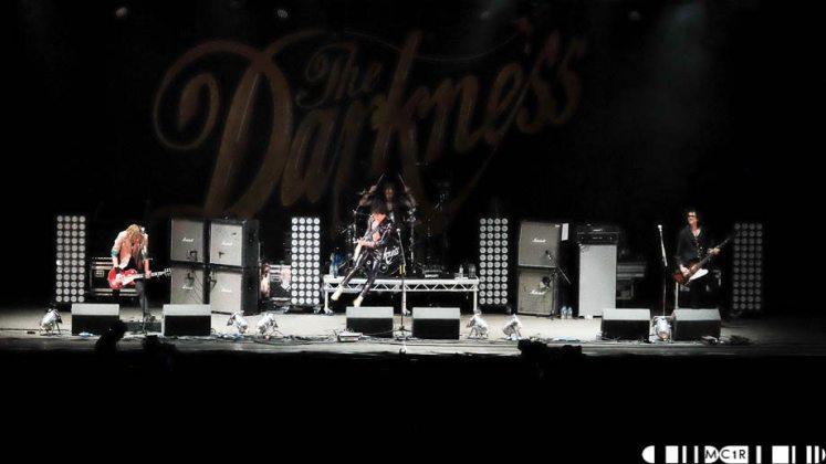 The Darkness at Belladrum 2016