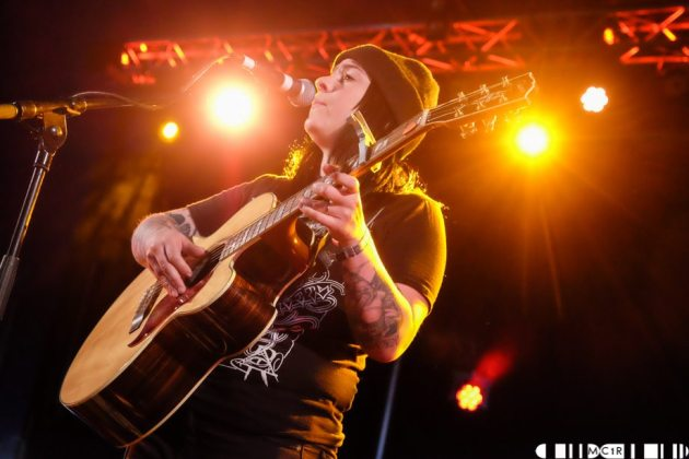 Lucy Spraggan at Loopallu 2016