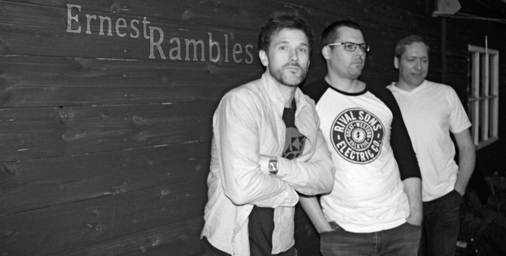 Ahead of their Highland gigs in March, David Rudge and Martin Bell of Ernest Rambles chat to Chris Lemon of IGigs.