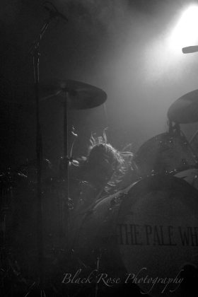 The Pale White at Ironworks, Inverness on the 19th of May, 2017 -The Pale White at Ironworks, Inverness on the 19th of May, 2017