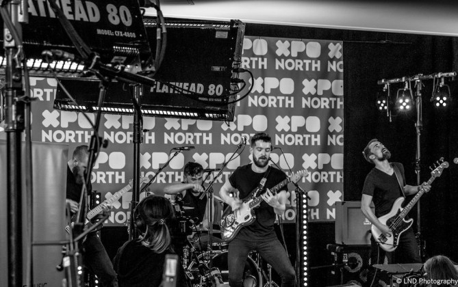Bloodlines at XpoNorth 2017
