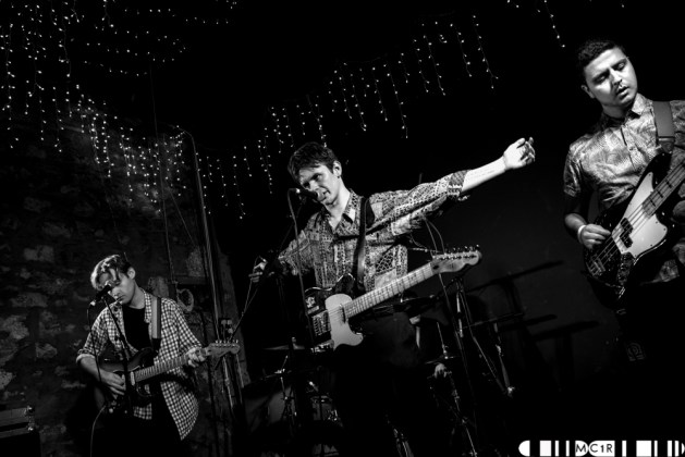 Declan Welsh and The Decadent West at Northen Roots 2017