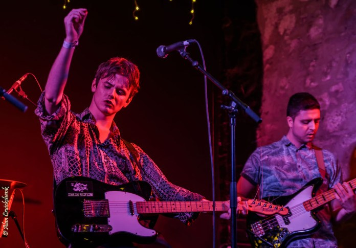 Declan Welsh and The Decadent West at the Northern Roots Festival 2017