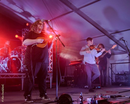 Elephant Sessions at the Northern Roots Festival 2017