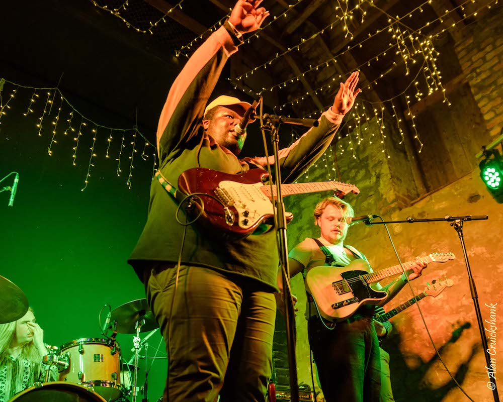 Indigo Velvet at the Northern Roots Festival 2017