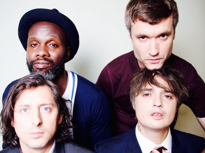 Libertines to play Ironworks, Inverness