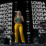 Louisa Johnson at Bught Park, Inverness on the 22nd of July 2017