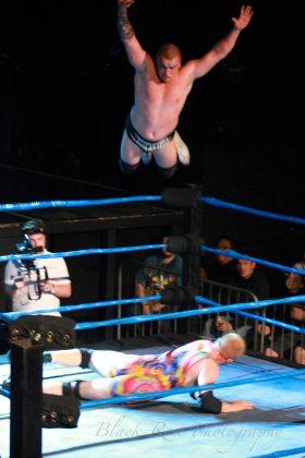 Rock N Wrestle's Great Highland Bash 31/6/2017
