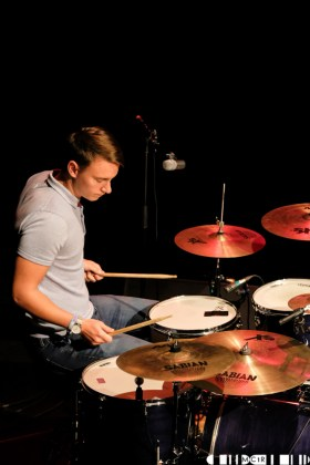 The Luke Jackson Trio at Eden Court, Inverness on the 23rd of July 2017