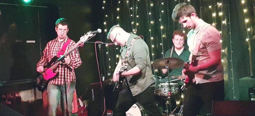 We interview Inverness based ,Lucille fronted by Marc Davidson and ask them