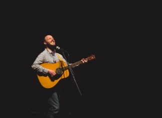 """We interview singer-songwriter, Wilson Noble and ask him """"Who are you?"""""""