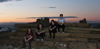 """We interview ,Caithness based Indie Rockers, Forgetting the Future and ask them """"Who are you?"""""""