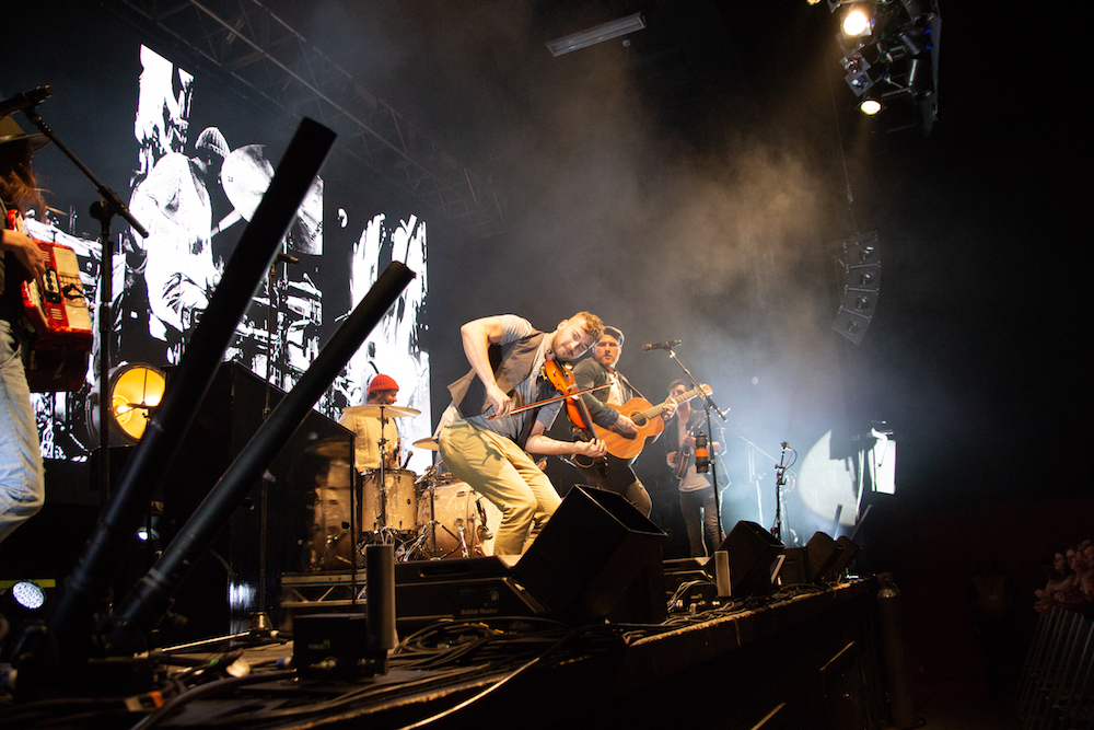 Rend Collective at Ironworks May 2018