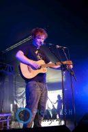 Ed Sheeran Belladrum, Inverness 2011 18