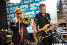 Emme Woodsat the XpoNorth 20185 - XpoNorth 2018, 27/6/2018 - Images