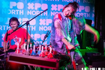 Ida Kudo at XpoNorth 2018 6