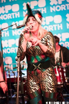 Malka at XpoNorth 2018 2 - XpoNorth 2018, 28/6/2018 - Images