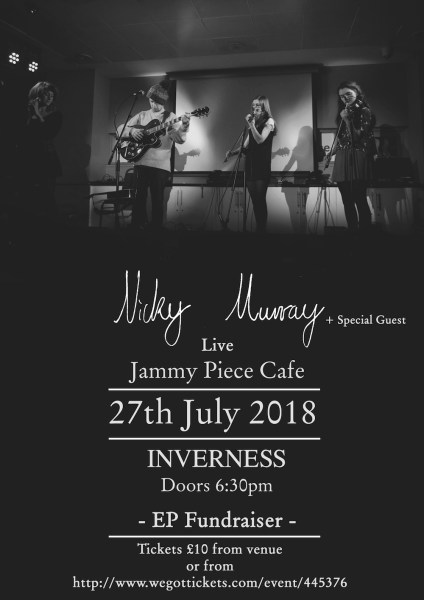 Ahead of his gig at theJammy Piece in July, Nicky Murray chats to IGigs.