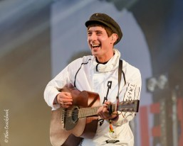 Gerry Cinnamon at Belladrum 2018 3g