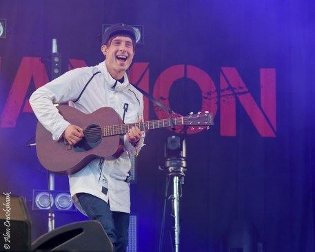 Gerry Cinnamon at Belladrum 2018 5
