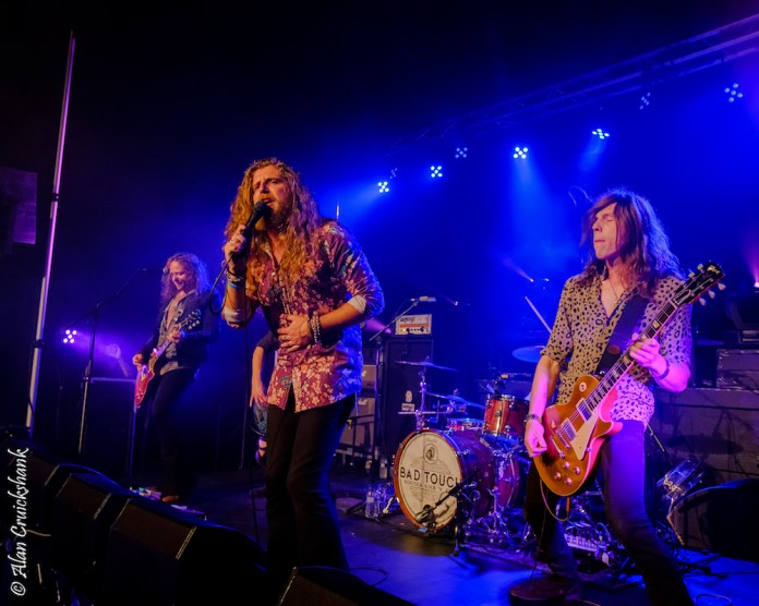 Ironworks October 2018 with Bad Touch 13 - Bad Touch, 19/10/2018 - Images and Review