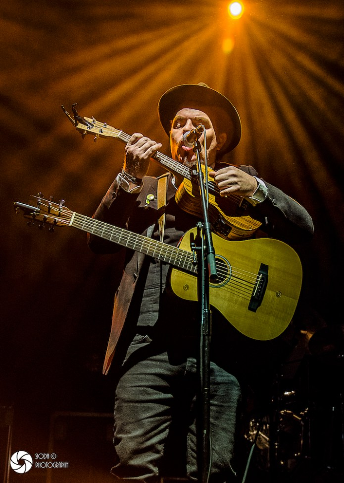 Jack Lukeman at Inverness Leisure Centre 23rd November 2018 847 - The Proclaimers, 22/11/2018 - Images