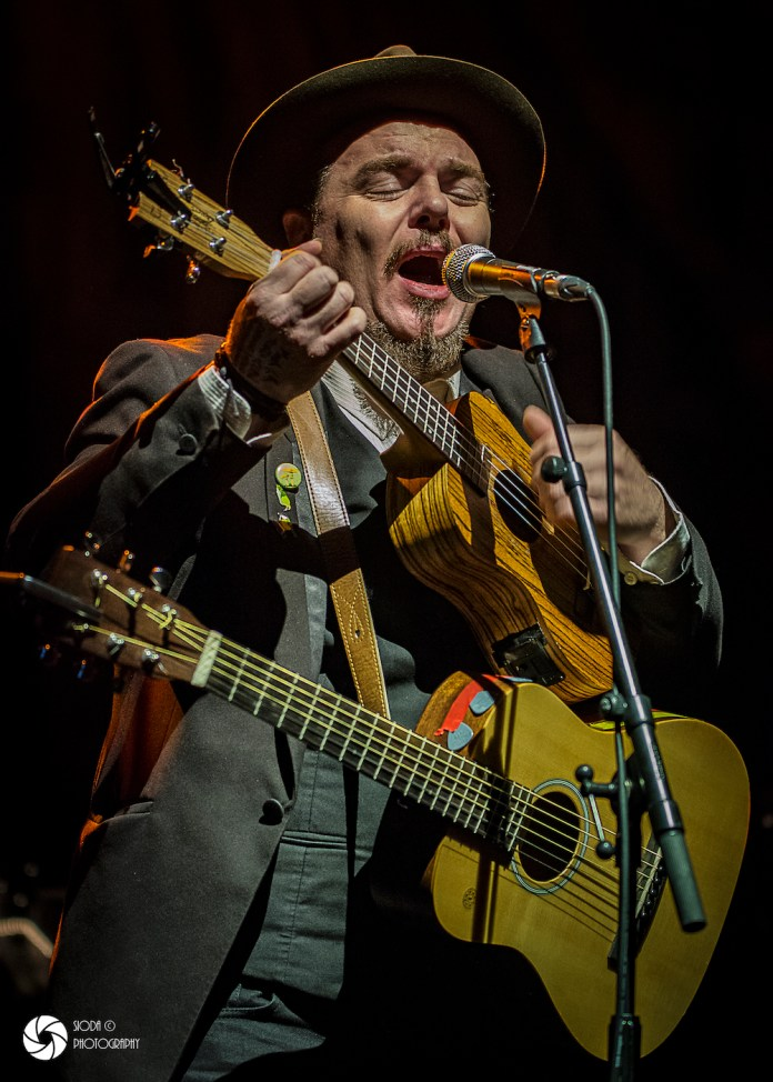 Jack Lukeman at Inverness Leisure Centre 23rd November 2018 856 - The Proclaimers, 22/11/2018 - Images