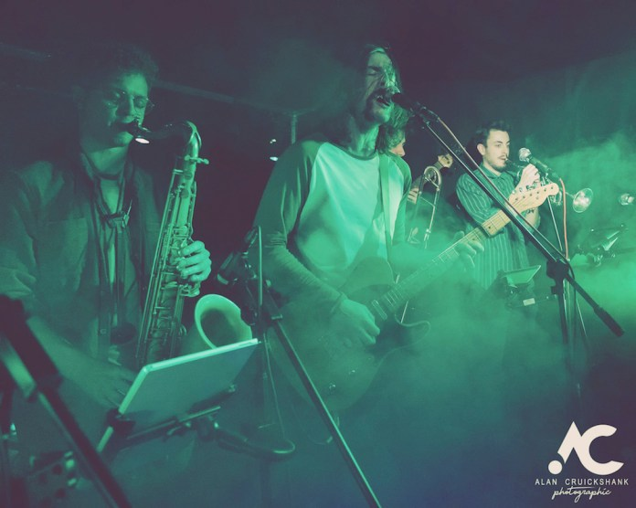 Tom McGuire The Brassholes Inverness November 2018 15 - Tom McGuire & The Brassholes, 8/11/2018 - Images