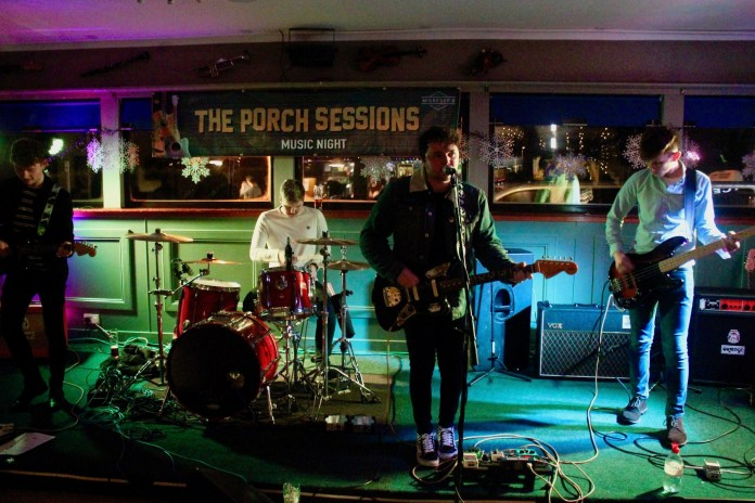 Park Circus at The Porch Sessions Inverness December 20183119 - The Porch Sessions, 8/12/2018 - Images