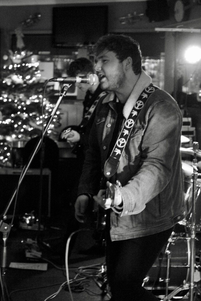 Park Circus at The Porch Sessions Inverness December 20183153 - The Porch Sessions, 8/12/2018 - Images