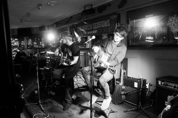 The Oxides at The Porch Sessions Inverness December 20183102 - The Porch Sessions, 8/12/2018 - Images