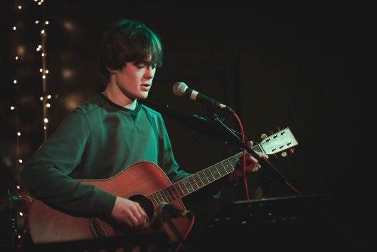 JAMES BURTON 4 - North Highland College Music Showcase, 17/1/2019 - Images