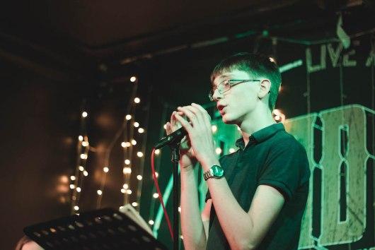 NATALIE JACK 1 - North Highland College Music Showcase, 17/1/2019 - Images