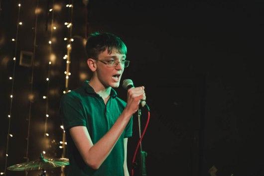 NATALIE JACK 2 - North Highland College Music Showcase, 17/1/2019 - Images