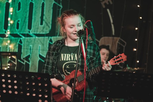 TIRED YOUTHS 8 - North Highland College Music Showcase, 17/1/2019 - Images