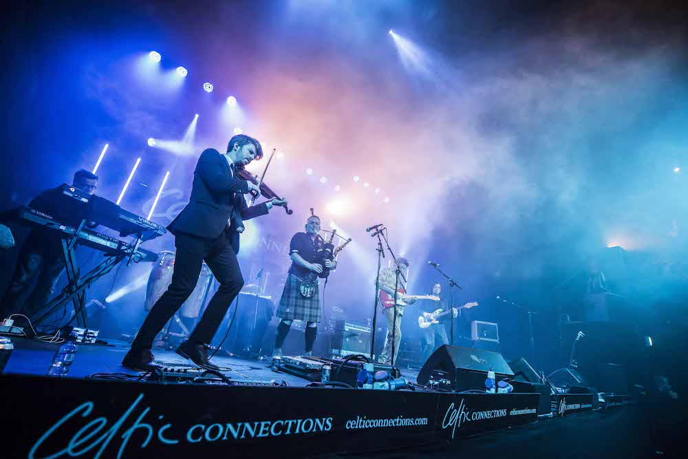 Peatbog Faeries CC 18 Live pic b7852262 - Elephant Sessions and more announced for The Gathering 2022