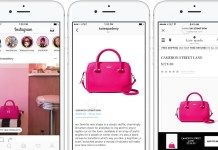 instagram shopping inveronica.com
