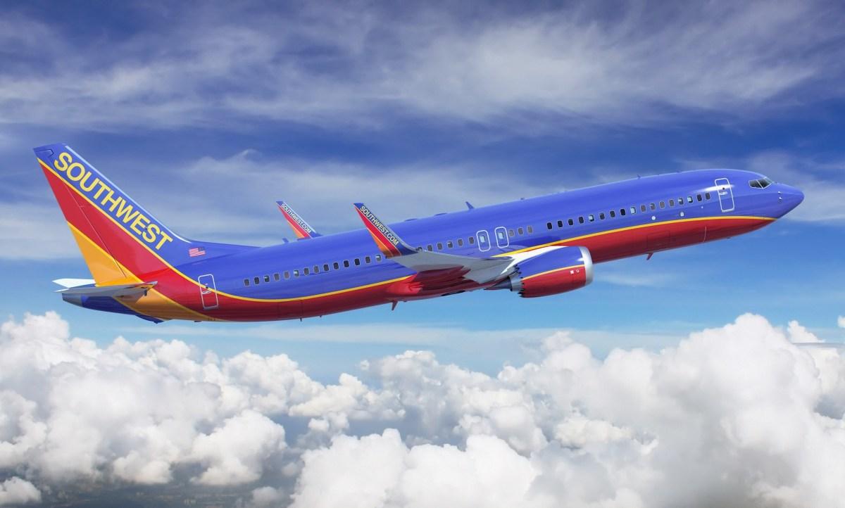 Southwest Airlines vuela a seis destinos de México