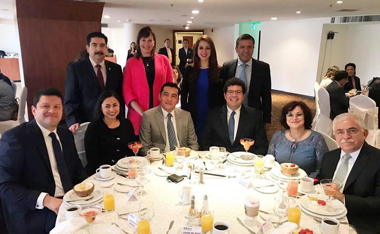 Veromar Travel, Grupo Posadas y GMA, presentes en Asamblea de la Metro