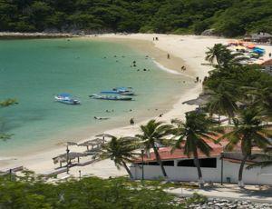 Huatulco Bahia Santa Cruz Destino del mes