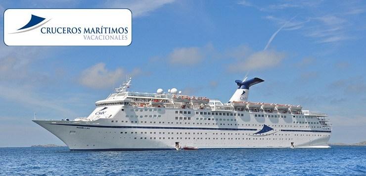 Cruceros Marítimos Vacacionales anuncia nuevo crucero en Los Cabos