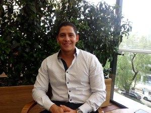 Miguel Miranda, representante de Houston