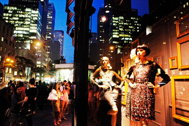 FNO Street Fashions Night Out Street