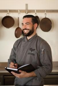 Diego Sobrino, nuevo Chef Ejecutivo (2)