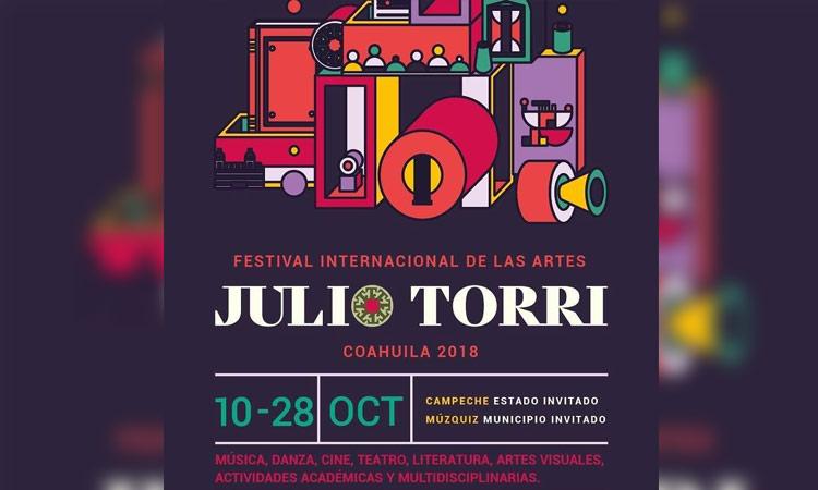 CAMPECHE, estado invitado en el Festival Internacional de las Artes de Coahuila