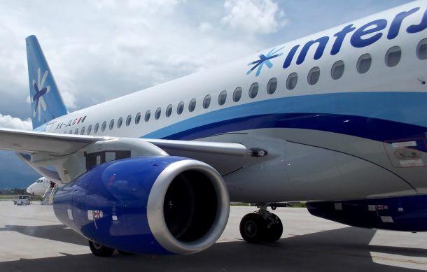Interjet incrementa flujo de pasajeros internacionales en 27.7%