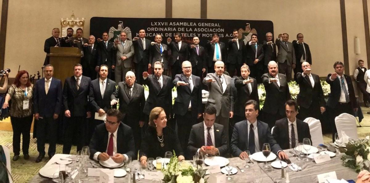 Habrá nuevos beneficios en la hotelería, promete nuevo presidente de la AMHM; Juan José Fernández Carrillo