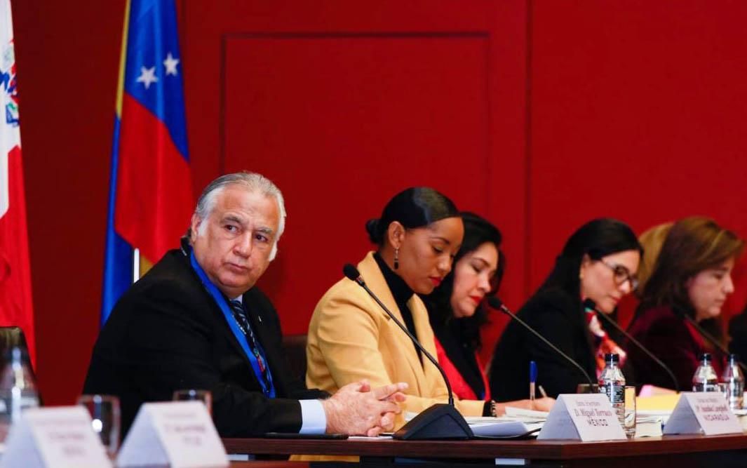 Sargazo en playas de la cuencua del Mar caribe, tema en Conferencia Iberoamericana en el marco de FITUR